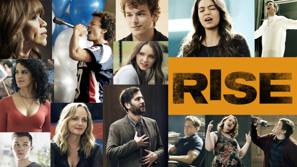 Image for the TV series Rise