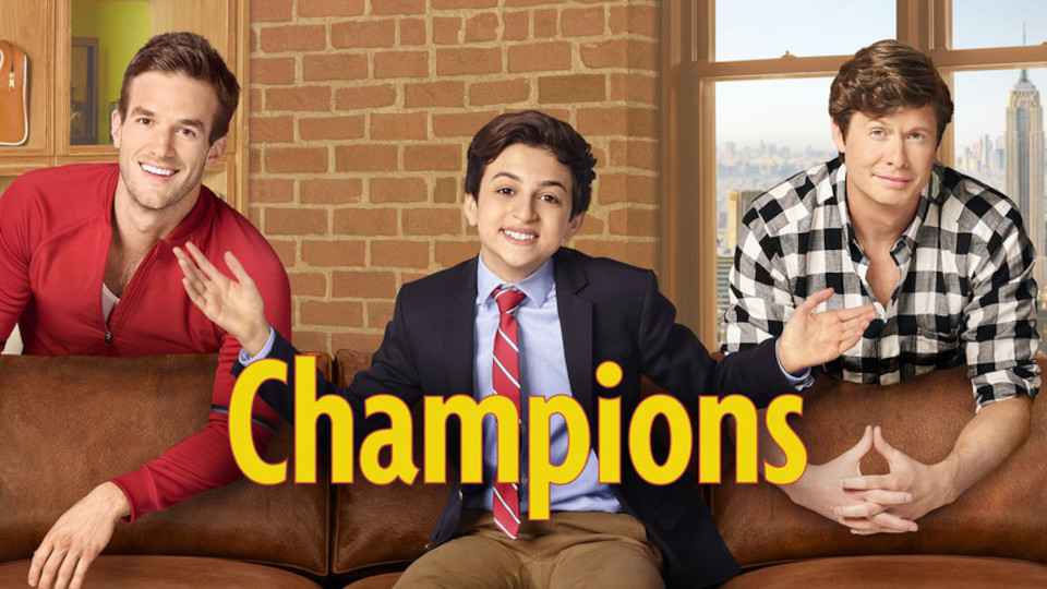 Image for the TV series Champions