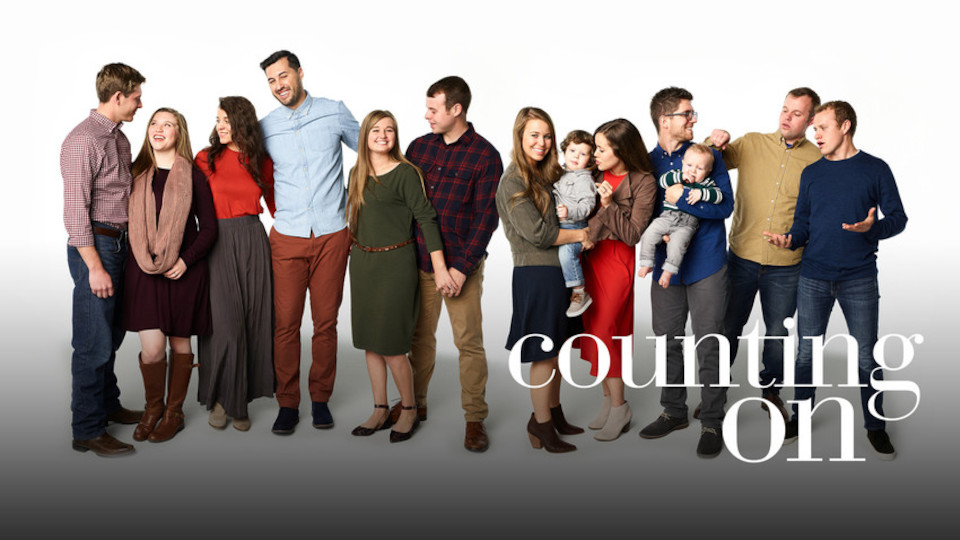 Image for the TV series Counting On