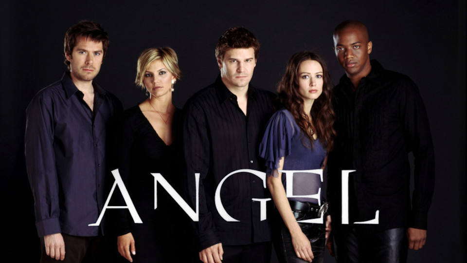 Image for the TV series Angel