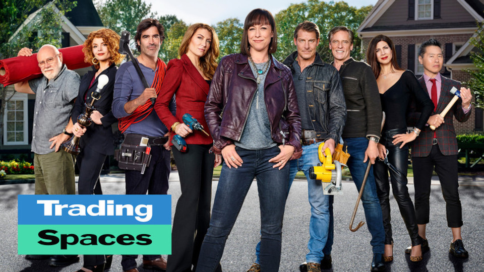 Image for the TV series Trading Spaces
