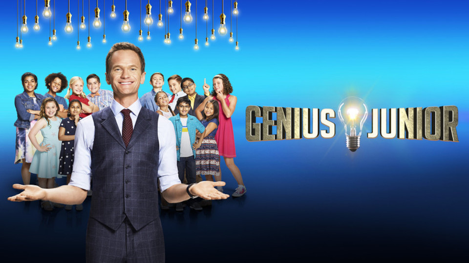 Image for the TV series Genius Junior