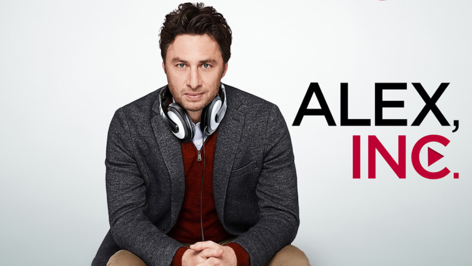Image for the TV series Alex, Inc.
