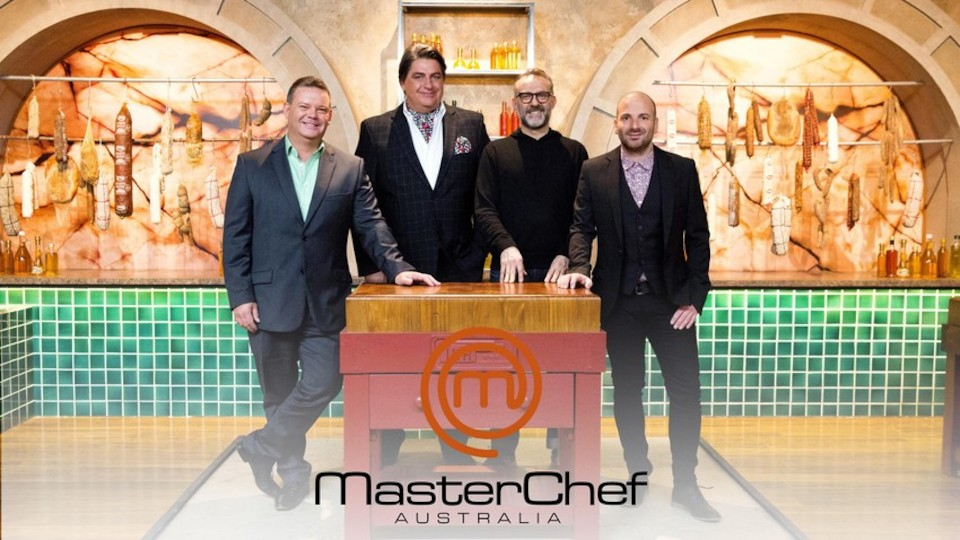 Image for the TV series MasterChef Australia