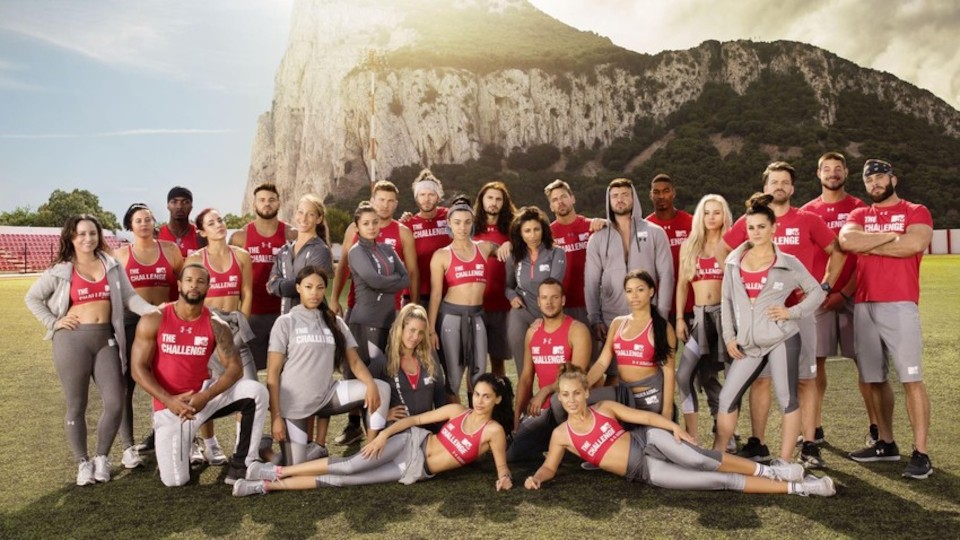 Image for the TV series The Challenge: Vendettas