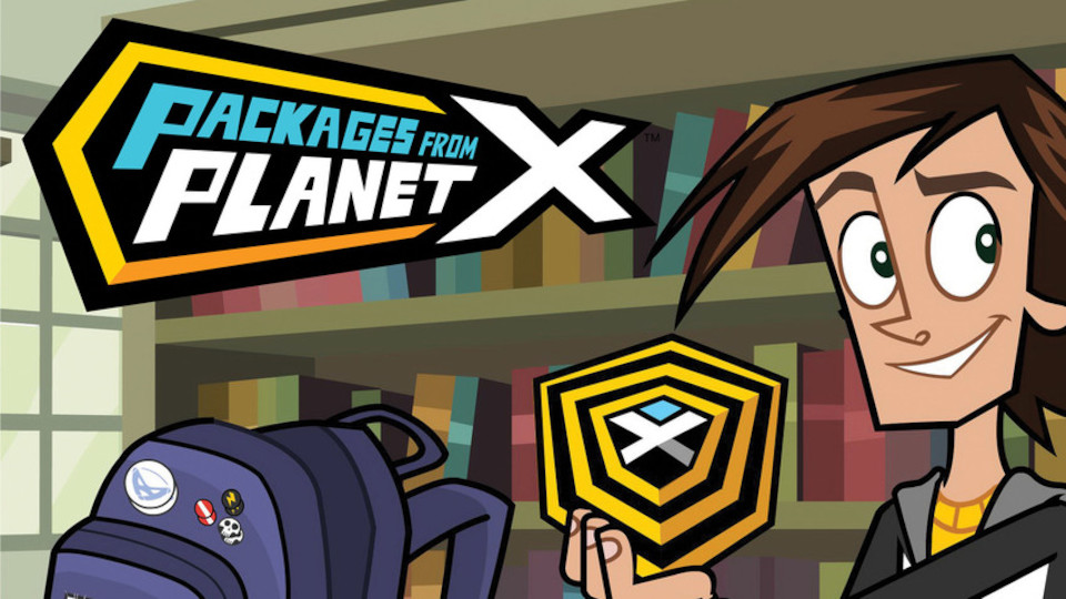 Image for the TV series Packages From Planet X