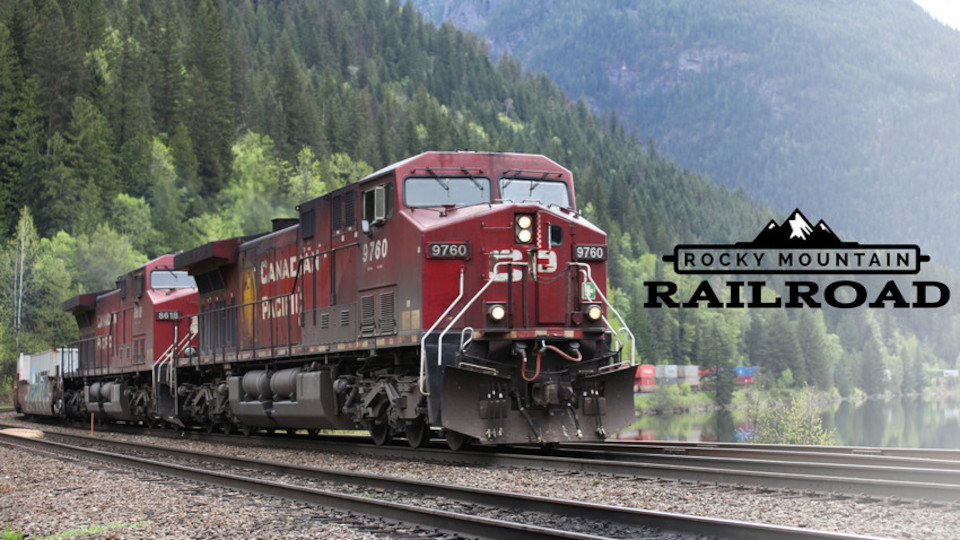 Image for the TV series Rocky Mountain Railroad