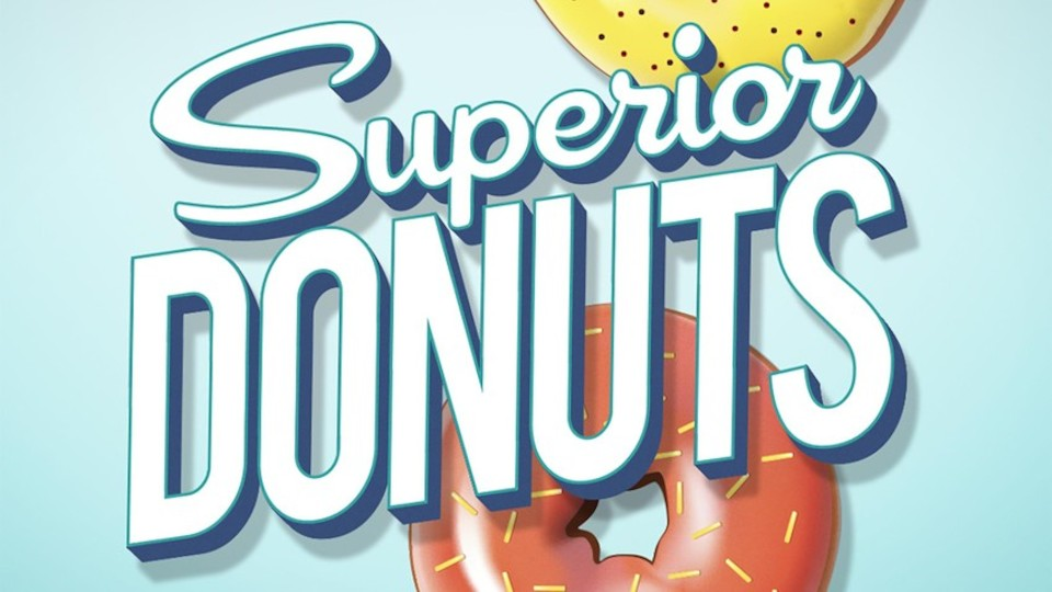 Image for the TV series Superior Donuts