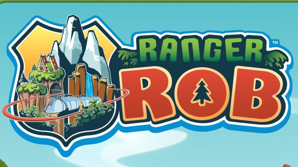 Image for the TV series Ranger Rob