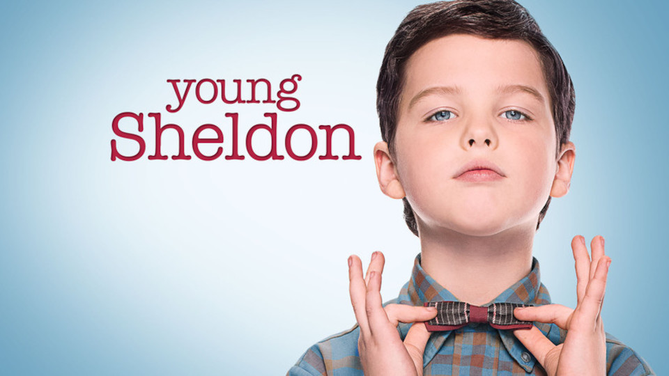 Image for the TV series Young Sheldon (v.f.)