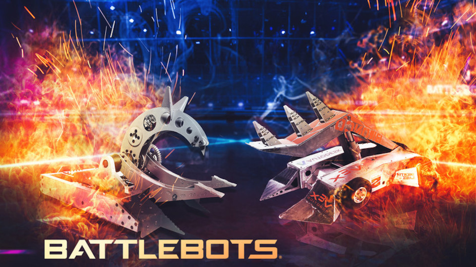 Image for the TV series BattleBots