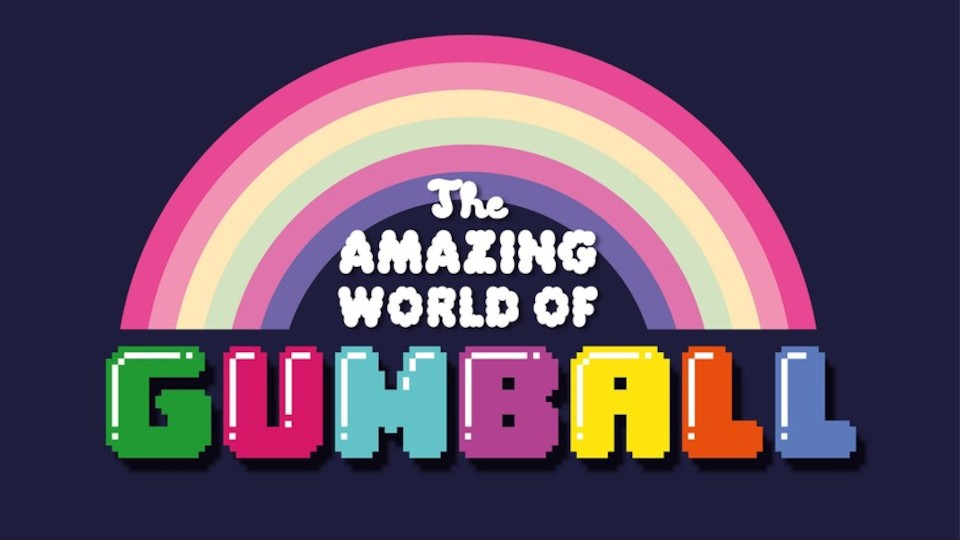 Image for the TV series The Amazing World of Gumball