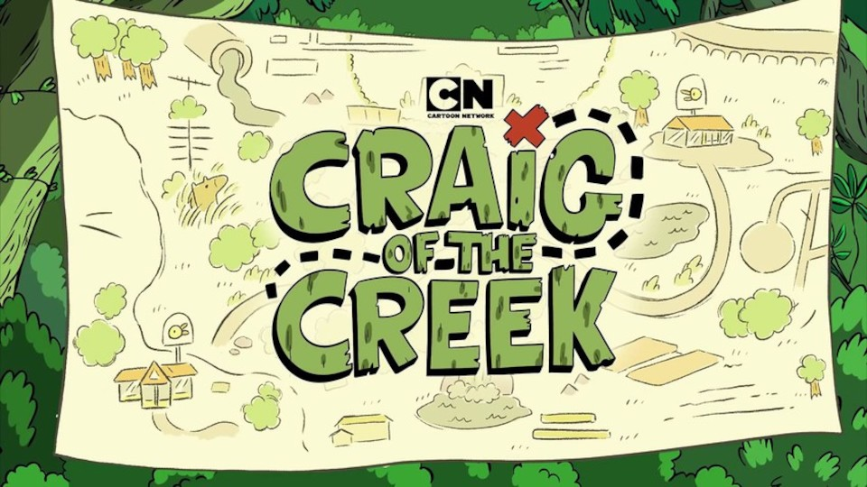 Image for the TV series Craig of the Creek