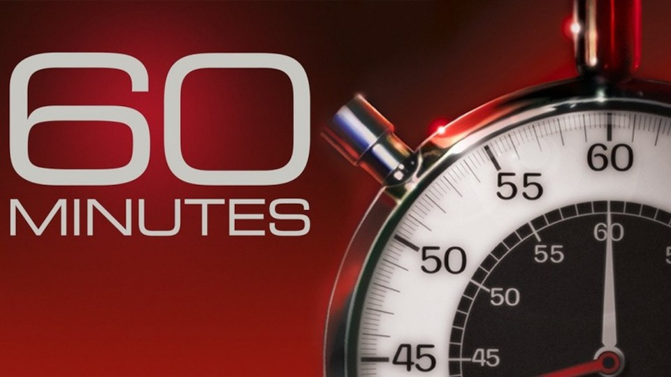 Image for the TV series 60 Minutes
