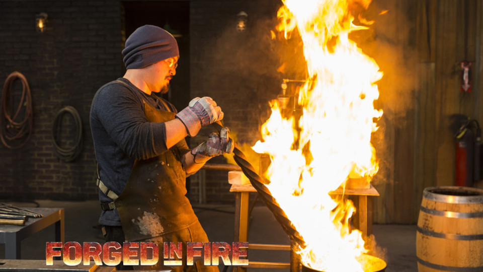Image for the TV series Forged in Fire: Cutting Deeper