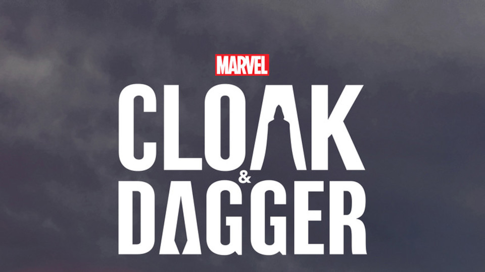 Image for the TV series Marvel's Cloak and Dagger (v.f.)