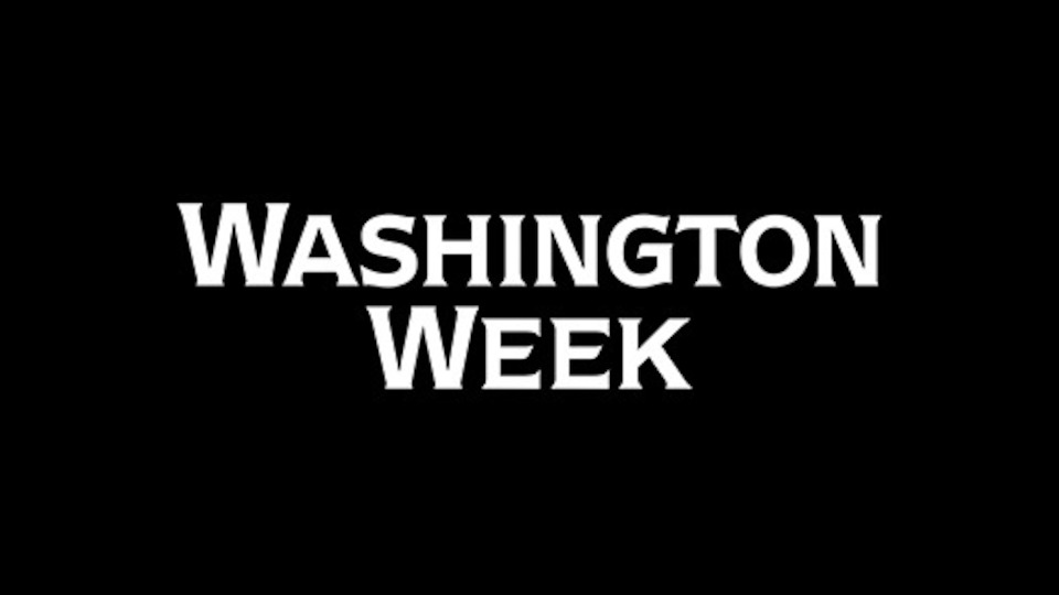 Image for the TV series Washington Week