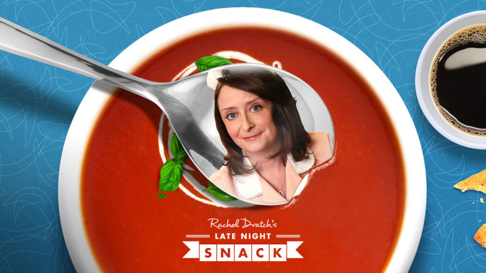 Image for the TV series Rachel Dratch's Late Night Snack