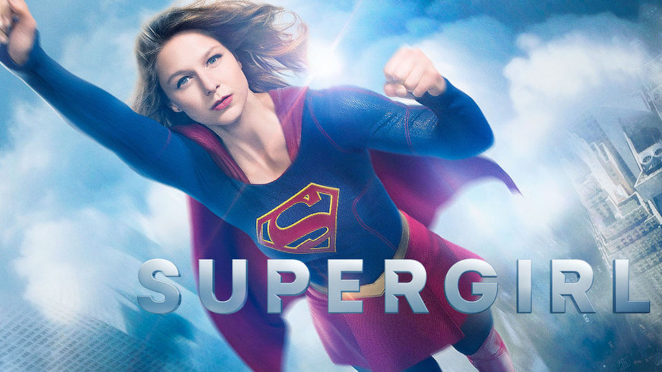 Image for the TV series Supergirl