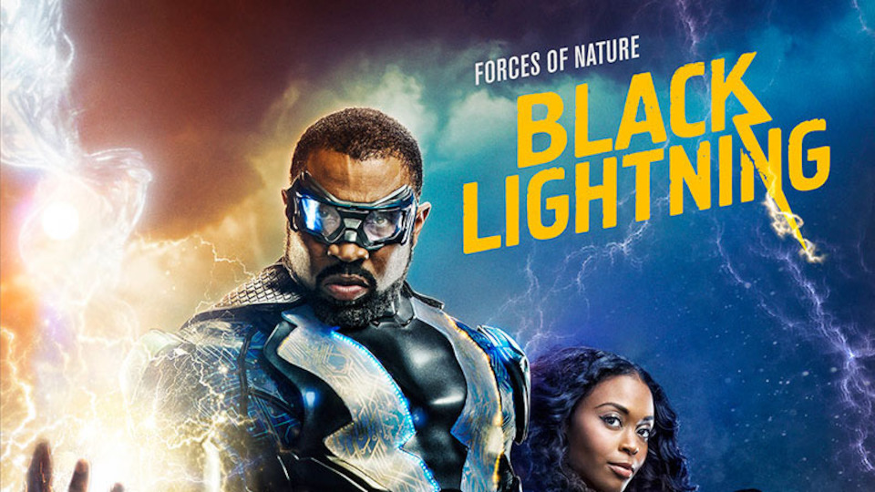 Image for the TV series Black Lightning