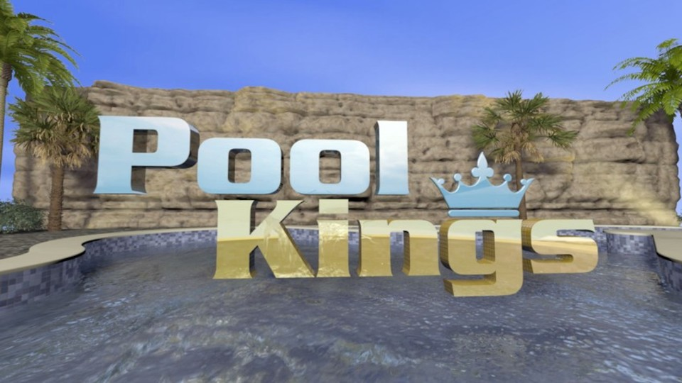 Image for the TV series Pool Kings