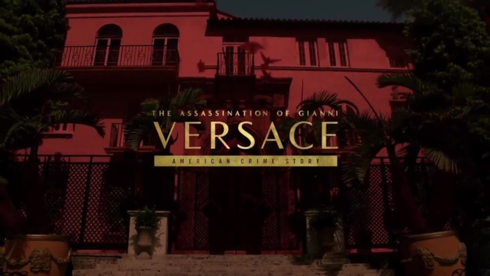 Image for the TV series The Assassination of Gianni Versace: American Crime Story