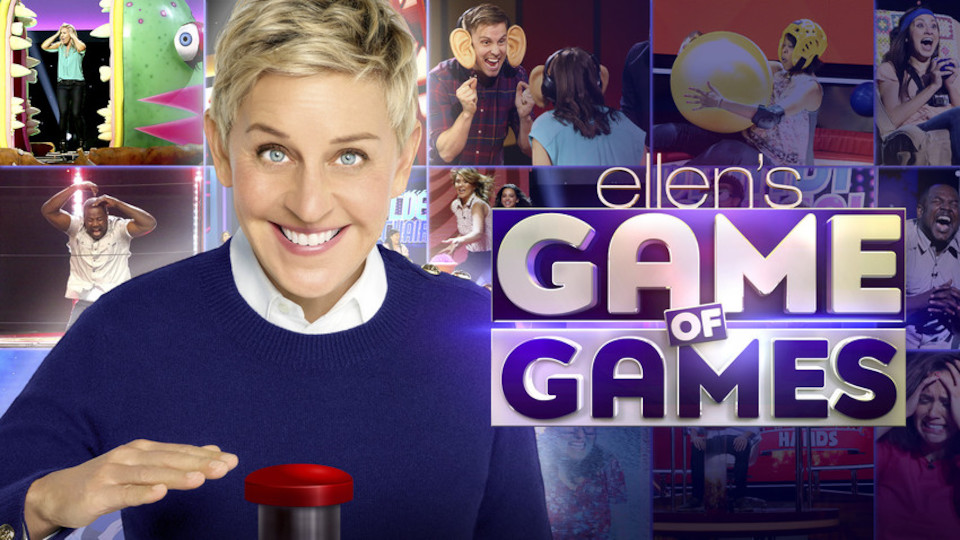 Image for the TV series Ellen's Game of Games