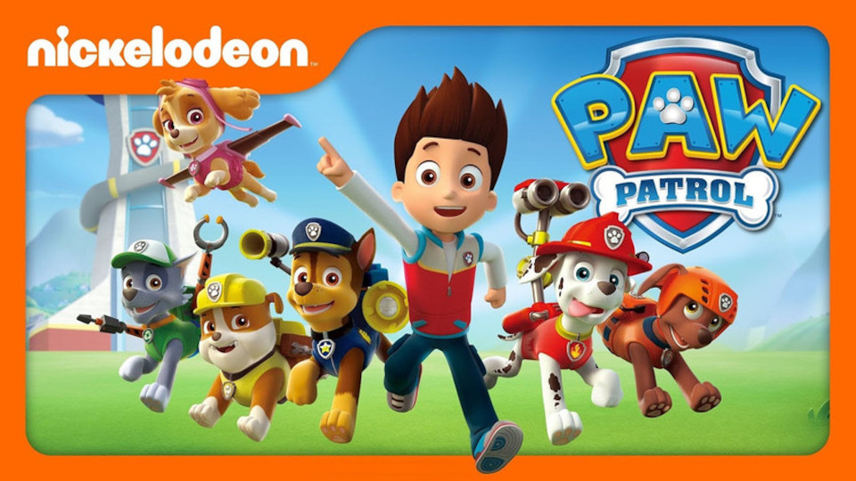 Image for the TV series PAW Patrol