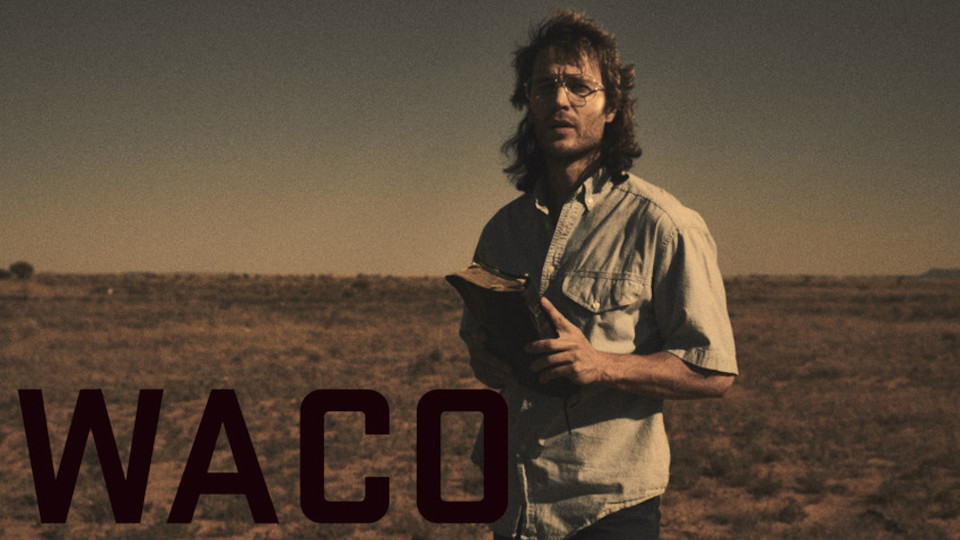 Image for the TV series Waco