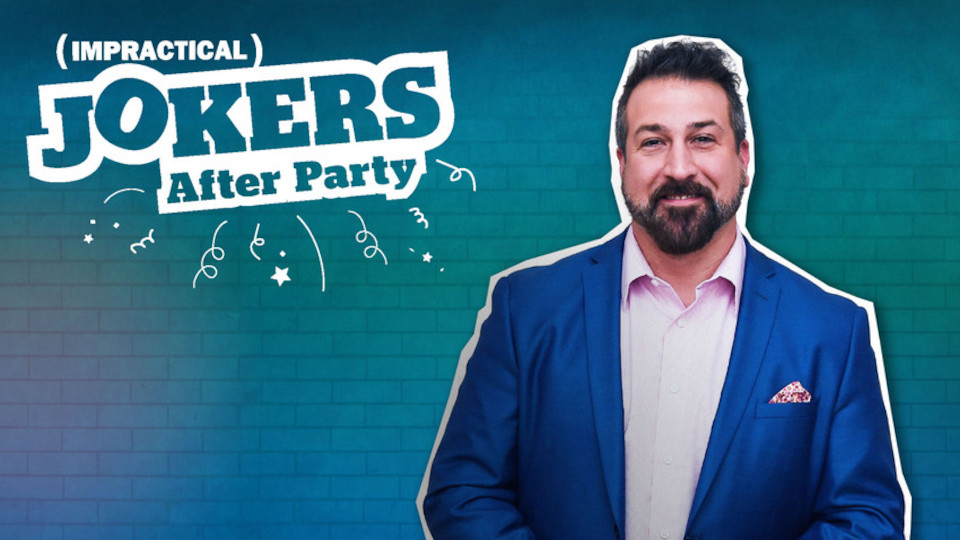 Image for the TV series Impractical Jokers: After Party