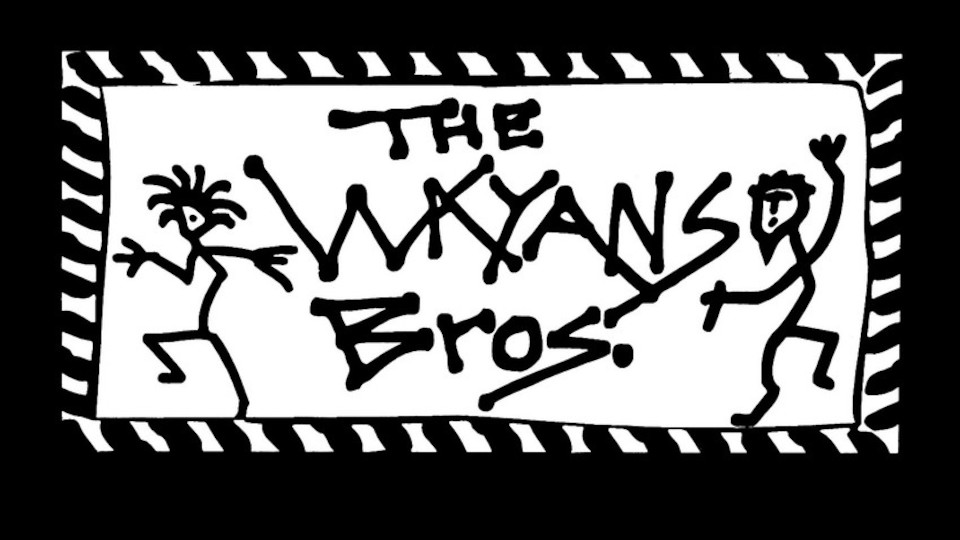 Image for the TV series The Wayans Brothers