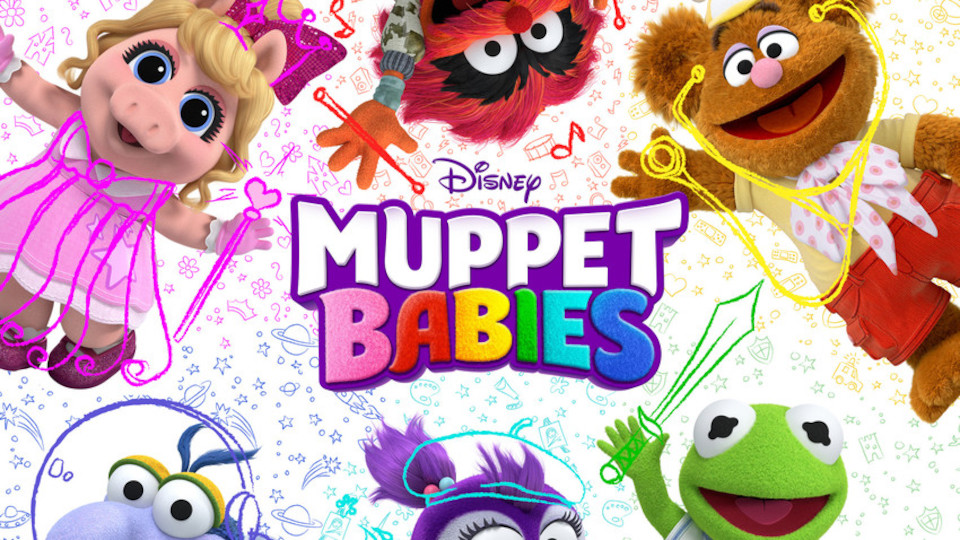 Image for the TV series Muppet Babies