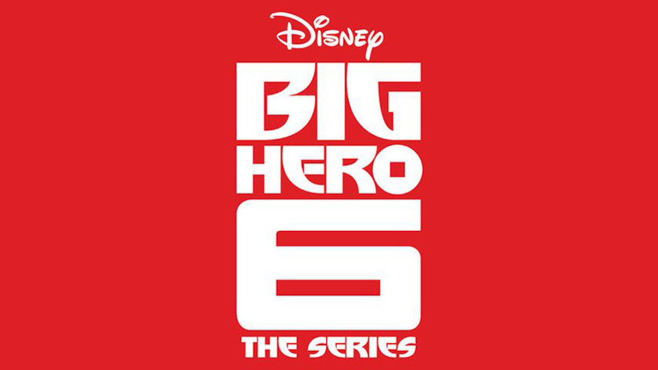 Image for the TV series Big Hero 6: The Series