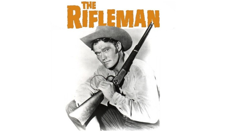 Image for the TV series The Rifleman
