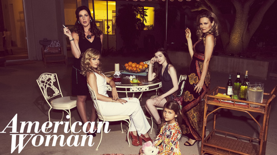 Image for the TV series American Woman