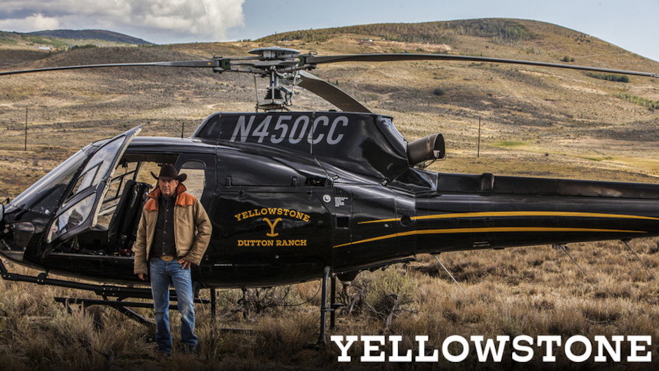 Image for the TV series Yellowstone