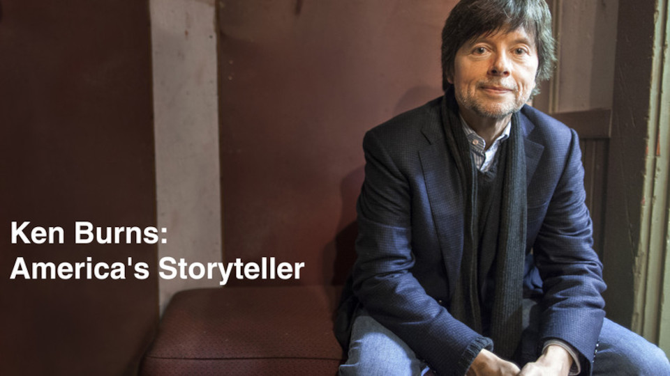 Image for the TV series Ken Burns: America's Storyteller