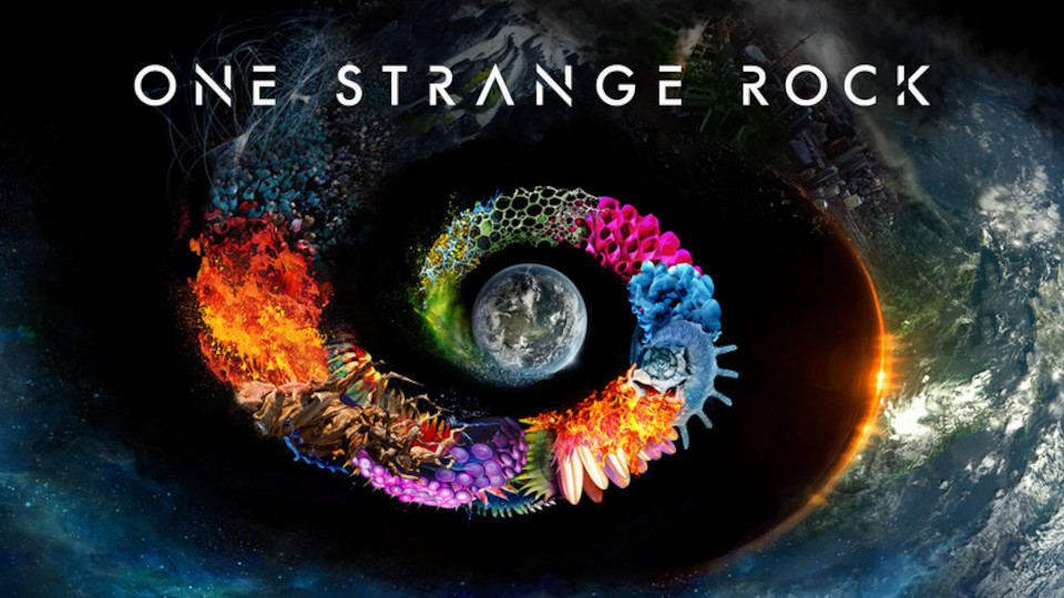 Image for the TV series One Strange Rock