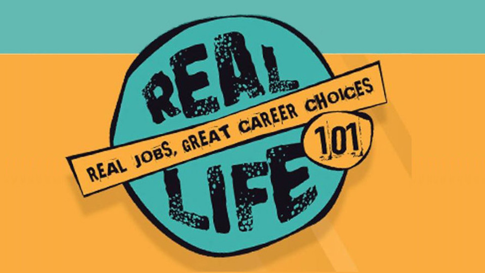 Image for the TV series Real Life 101
