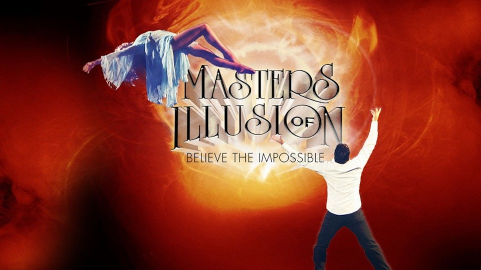 Image for the TV series Masters of Illusion