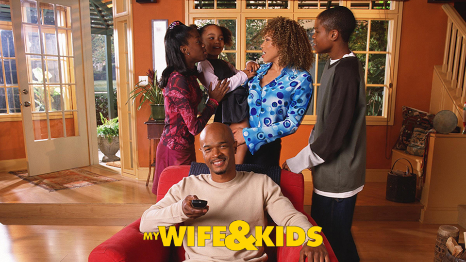 Image for the TV series My Wife and Kids