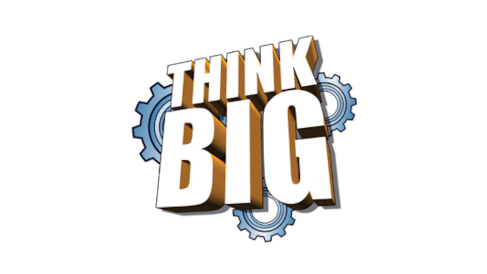 Image for the TV series Think Big
