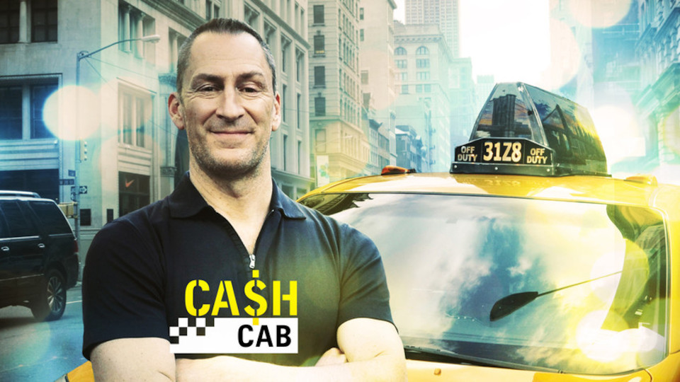 Image for the TV series Cash Cab