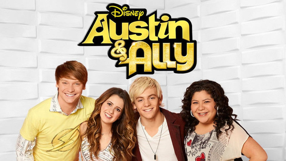 Image for the TV series Austin & Ally