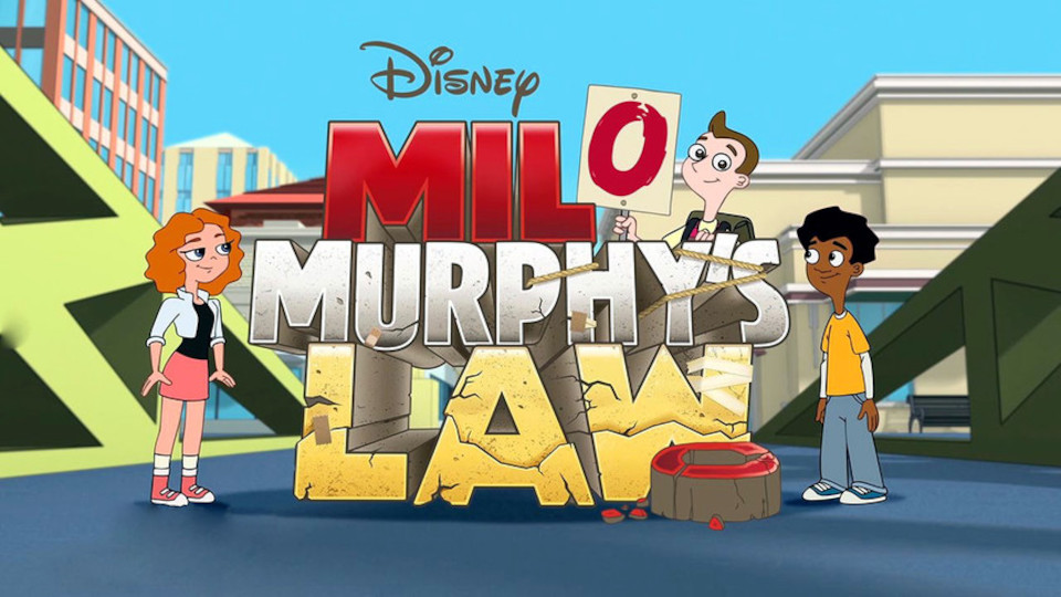 Image for the TV series Milo Murphy's Law
