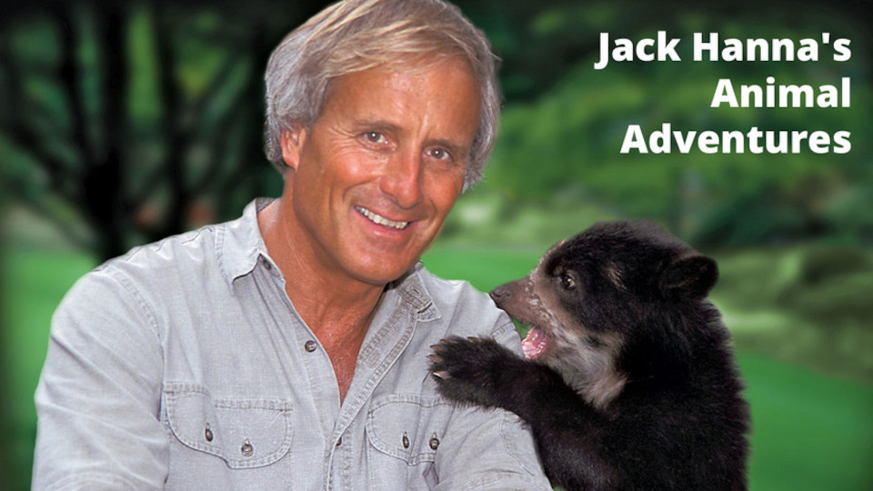 Image for the TV series Jack Hanna's Animal Adventures