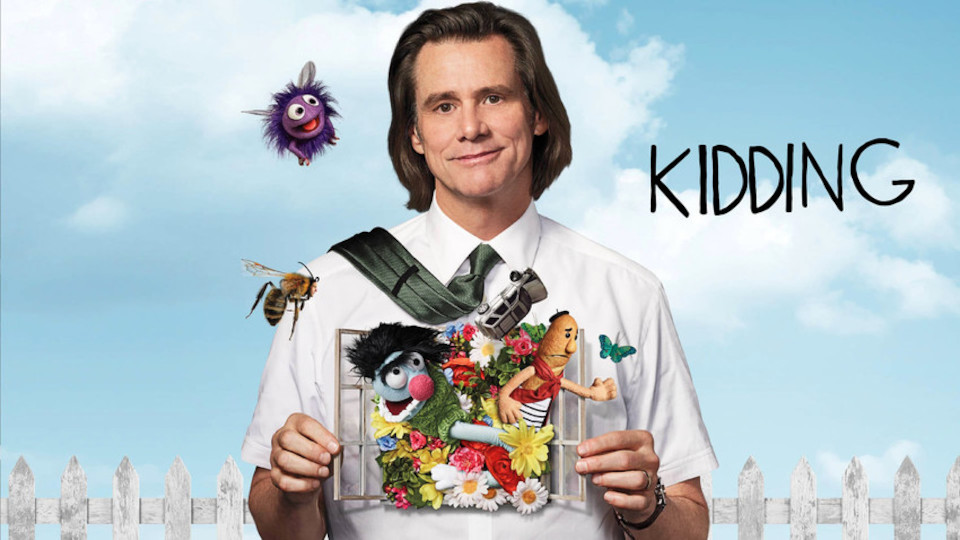 Image for the TV series Kidding