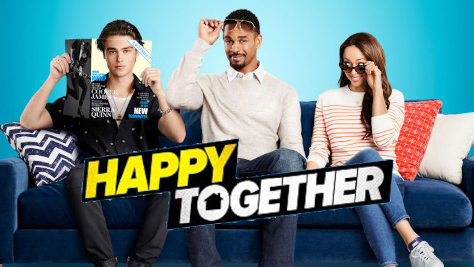 Image for the TV series Happy Together
