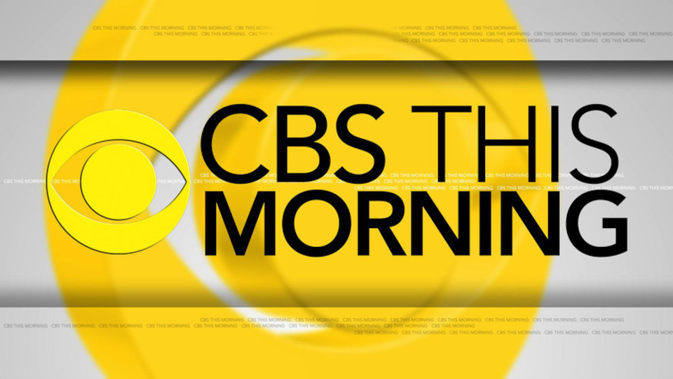 Image for the TV series CBS This Morning Saturday