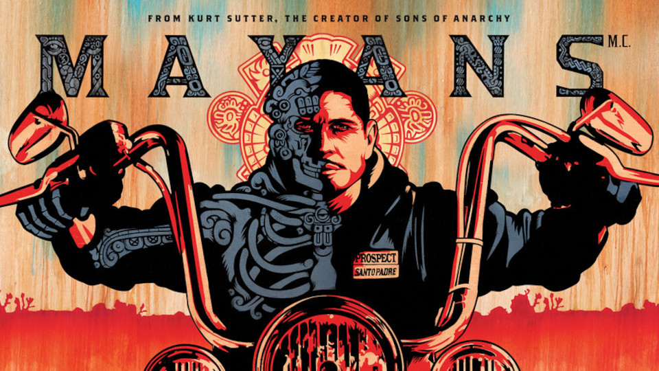 Image for the TV series Mayans M.C.